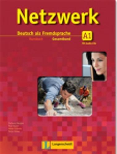 Netzwerk. A1. Kursbuch. Con espansione online. Con CD. Per le Scuole superiori: Netzwerk. Niveau A1. Kursbusch - Edition 2013 (+ 2  CD)