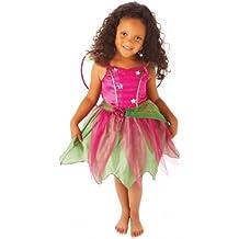 Christy's - Disfraz de hada con alas para niña (4-6 años)