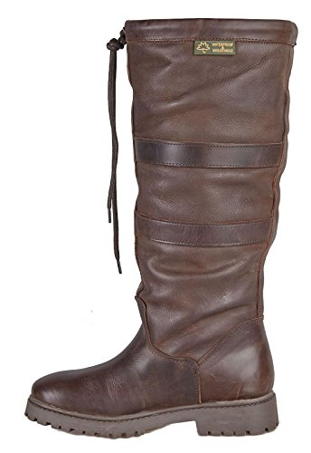 Cabotswood Unisex-Erwachsene Burlington Stiefel Bison/Oak