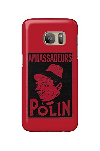 polin-vintage-poster-france-c-1905-galaxy-s7-cell-phone-case-slim-barely-there