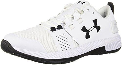 outlet store 99da2 20687 Under Armour UA Commit TR X NM, Zapatillas de Deporte para Hombre, Blanco (