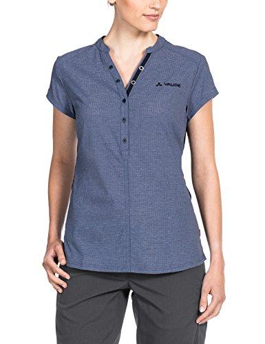 Vaude Damen Turifo Shirt Bluse, Blueberry, 40