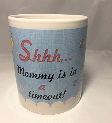 MOM und Dad Kaffee Tassen Mommy in Timeout - Regent-becher