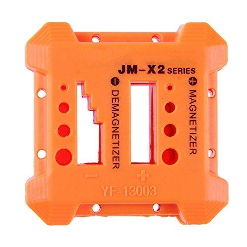 Starnearby JM-X2 Magnetisierer Entmagnetisierer Schraubendreher Magnetheber Magnetisier Gerät Entmagnetisiergerät, Demagnetisierer, Magnetizer, Demagnetizer