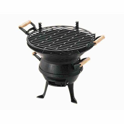 landmann-grillchef-0630-barbacoa-de-sobremesa-35-cm-color-negro