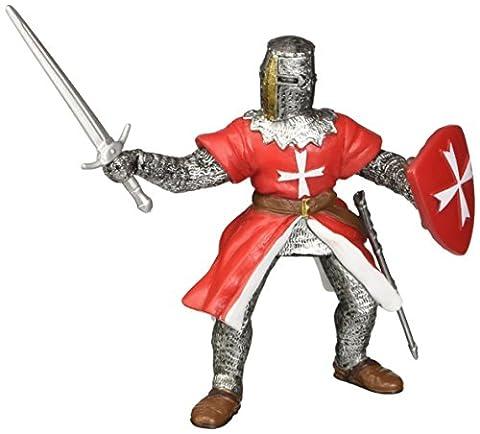 Papo 39926 - Ritter der Malteser, Spielfigur