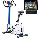 skandika Morpheus - Vélo d'appartement ergomètre - Bluetooth - Max.120 kg...