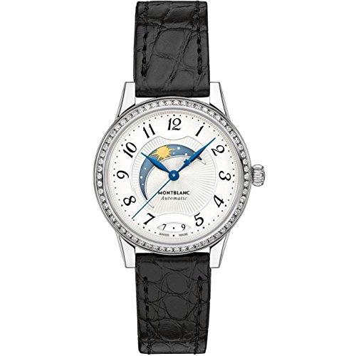 Montblanc Boheme Damen-Armbanduhr Diamant Analog
