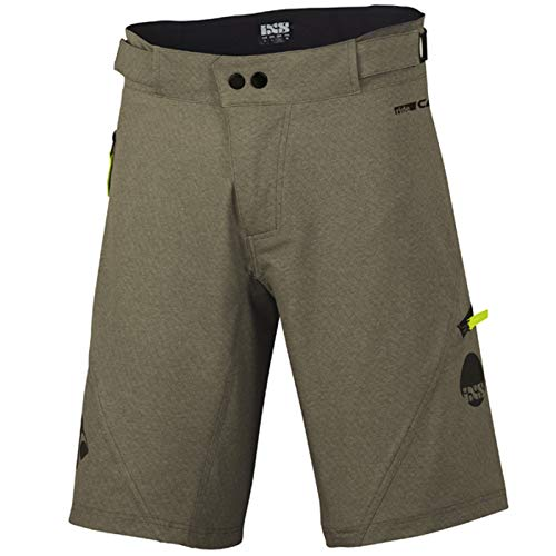 IXS Carve Shorts Oliv XXL