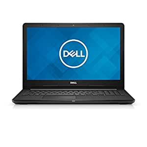 Dell i3565-A659BLK-PUS Inspiron, 15.6 Laptop, (7th Gen A9-9400, 6GB, 1TB HDD), Integrated graphics with AMD APU, Black