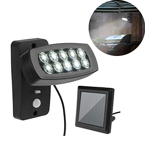 LED-Außenwandleuchte H x B: 22 cm x 22 cm