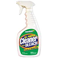 A USA Made Product PowerHouse® All Purpose Cleaner with Bleach, 650mL (2)