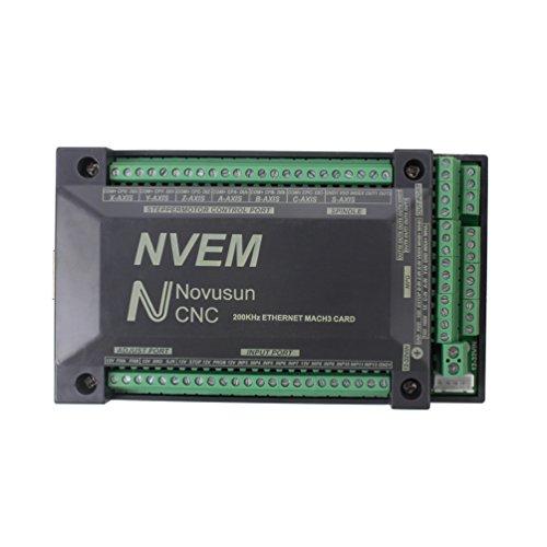 SUNWIN 5-Achsen-CNC-NVEM 200 KHz Ethernet MACH3 Cad Spindelmotortreiber Motion Control