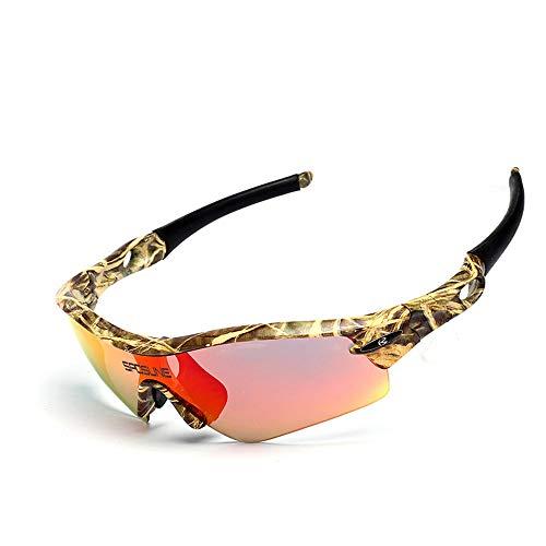 Occhiali da equitazione occhiali per la protezione della polarizzazione occhiali per la protezione degli sport all'aria aperta occhiali protettivi per la protezione uv 5 completi di colore occhiali da