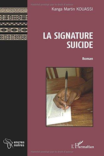 La signature suicide