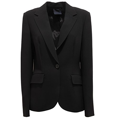 9018U giacca donna ASPESI black jacket woman [46]
