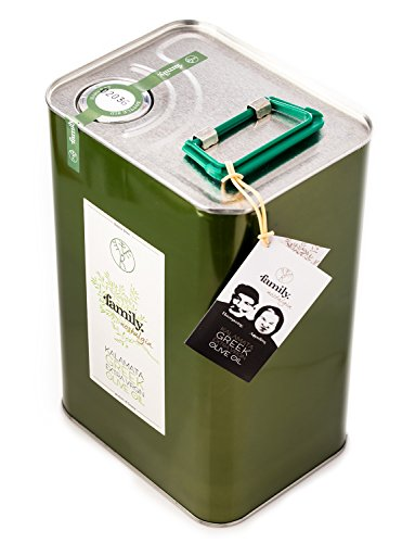 Family. nostalgia - primo raccolto olio extravergine di oliva kalamata pdo (3l)