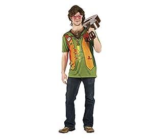 Limit Sport - Camiseta hippy, talla M (NC501)