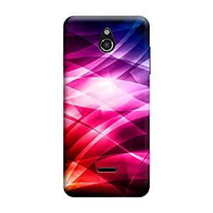 Phone Candy Designer Back Cover with direct 3D sublimation printing for Infocus M2