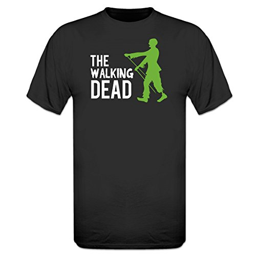 The Walking Dead Nordic Walking T-Shirt by Shirtcity