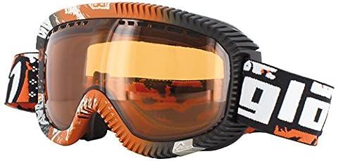 gloryfy dropwire GP2 Brandy incassable Lunettes de natation Orange