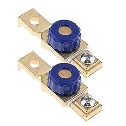 Universell Autobatterie Schalter Trennschalter Batteriehauptschalter Stromunterbrecher Hauptstromschalter Hauptschalter f/ür General Auto 14-17mm