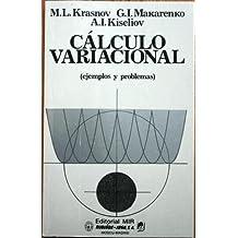 CÁLCULO VARIACIONAL (ejemplos y problemas)