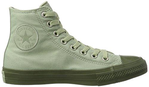 Converse Unisex-Erwachsene All Star Ii Hohe Sneaker Mehrfarbig (Dried Sage/Herbal/Gum)