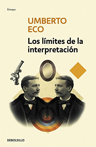 Los límites de La interpretación / The Limits Of Interpretation par Umberto Eco
