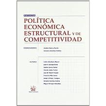 Política económica estructural y de competitividad