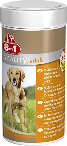 8 in 1 Vitamine per Cani Adulti - 250 ml