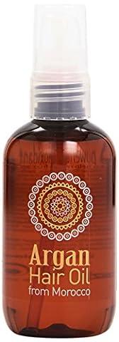 Marokkanisches Arganöl - Haarpflege mit natürlichen Inhaltsstoffen aus Marokko - 100ml