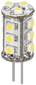 Ampoule G4 LED 1.5W pour 10W 12V 6000K Lumière Du Jour
