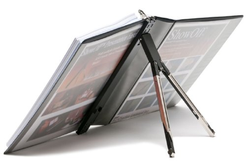 charles-leonard-inc-showoff-presentation-easel-1-per-box-silver-black-86100