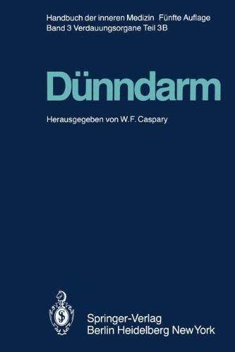 Dünndarm B (Handbuch der inneren Medizin)