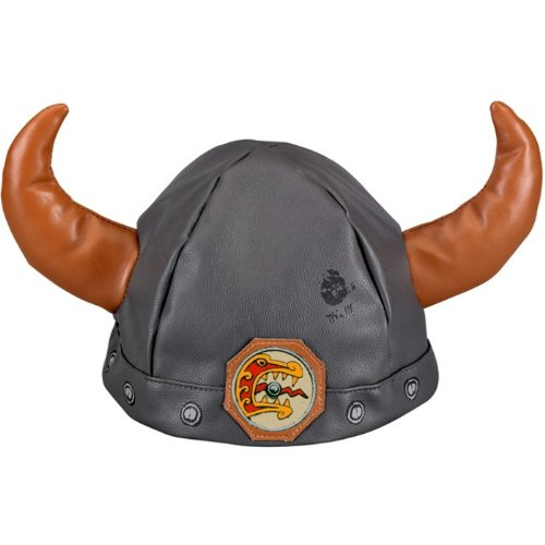 Wikingerhelm Capt'n Sharky (Pirate Hook Kostüm)