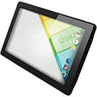 Unusual 10X Quad - Tablet de 10.1 (WiFi Bluetooth, 1 GB de RAM, 16 GB de memoria interna, Android) c