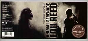 LOU REED - ANIMAL SERENADE - CD (not vinyl)