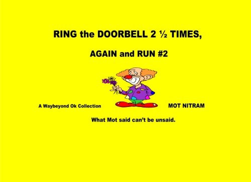 Price comparison product image RING the DOORBELL 2 ½ TIMES,  AGAIN and RUN 2