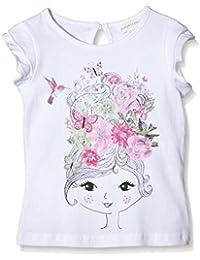 Pumpkin Patch Baby-Girls Printed Short Sleeve Top Plain T-Shirt