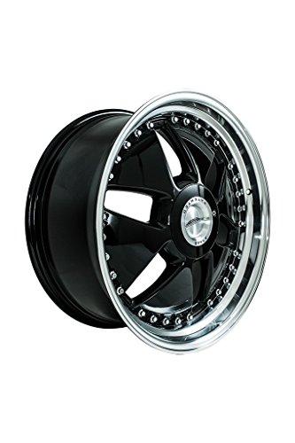 GnB Design Cj1 crownjewel Alufelge in schwarz mit TÜV 9jx20 5x112 ET:30 ML:66.6 Traglast:725kg