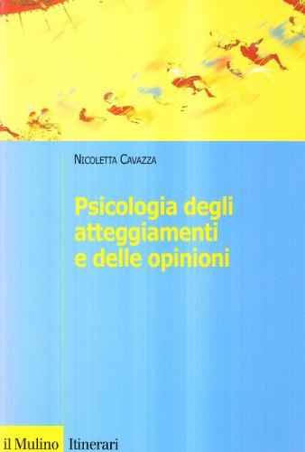 Psicologia degli atteggiamenti e delle opinioni