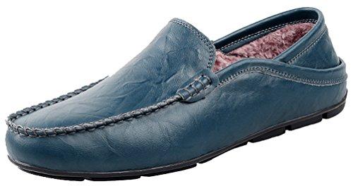Salabobo - Stivali da Neve uomo Blue