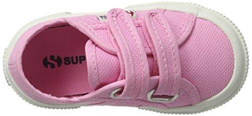 Superga 2750 Jvel Classic, Sneaker Unisex – Bambini PINK BEGONIA