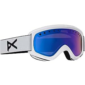 Anon Helix snow goggles - White/Blue Solex