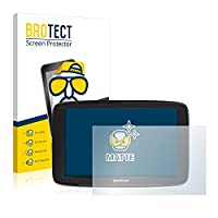 2x BROTECT Screen Protector for TomTom Start 62 - Matte, Anti-Glare Protection Film