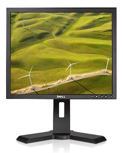 Dell P190S 48.3 cm (19 Zoll) TFT Monitor (VGA,DVI, Kontrastverhältnis 800:1, Reaktionszeit 5ms) schwarz