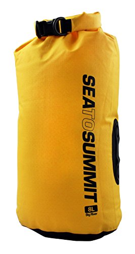 Sea To Summit Big River Dry Bag 5 L Größe: OneSize Farbe: yellow
