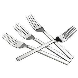 Cadine 12 Piece Stainless Steel Dinner Forks
