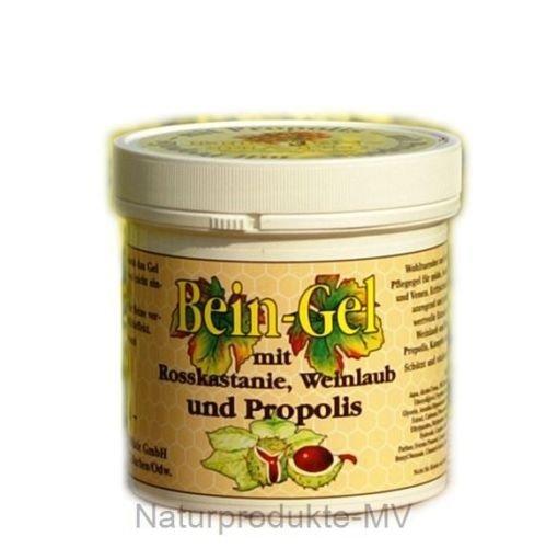 Bein Gel mit Propolis (250ml) Beingel Vertrieb: Naturprodukte-MV®
